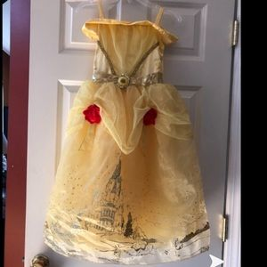 Disney 'Belle' dress size 5/6
